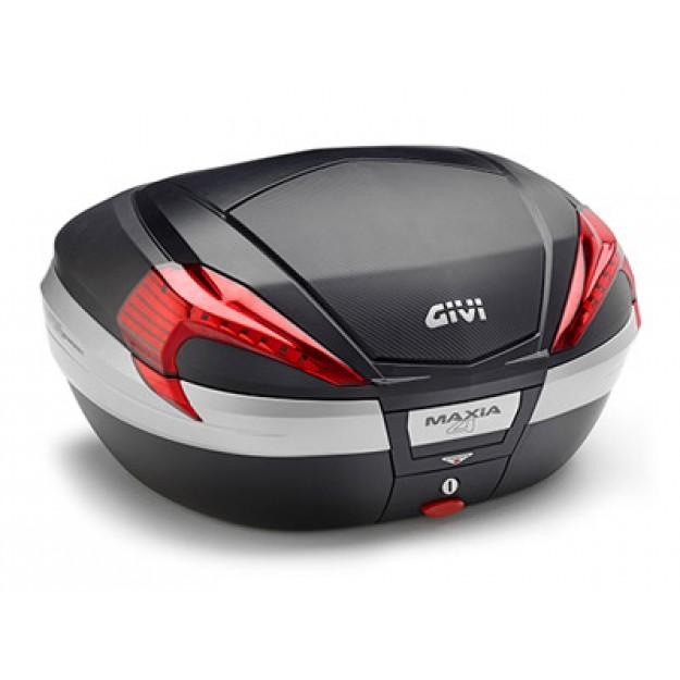 Kovček GIVI MAXIA 4 V56NN črn pokrov