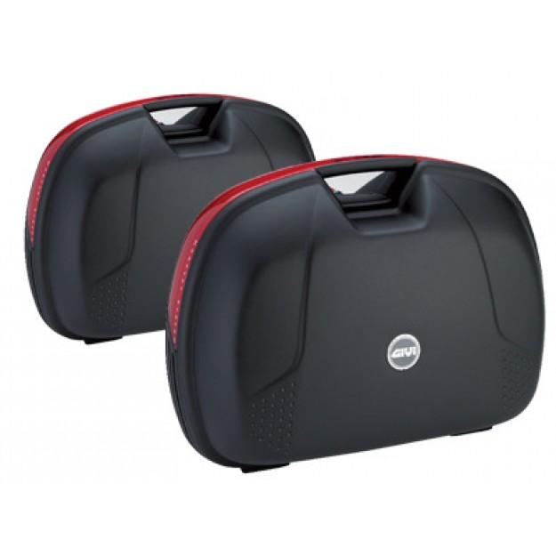 Stranski kovčki GIVI E360N (par)