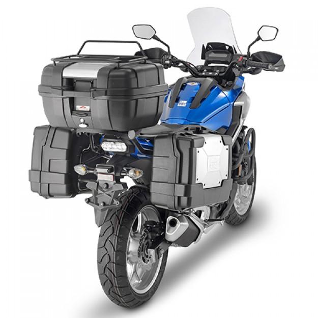 Honda NC750X (16 > 17) Nosilec zadnjega kovčka Kappa -