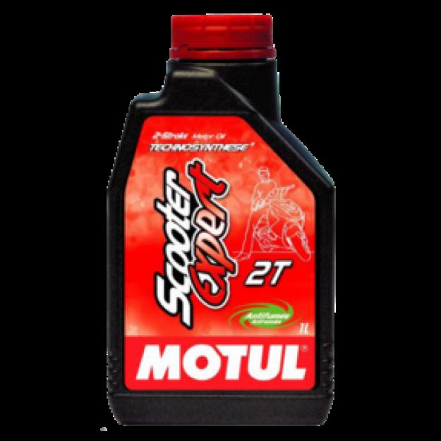 MOTUL Scooter Expert 2T olje za mešanico