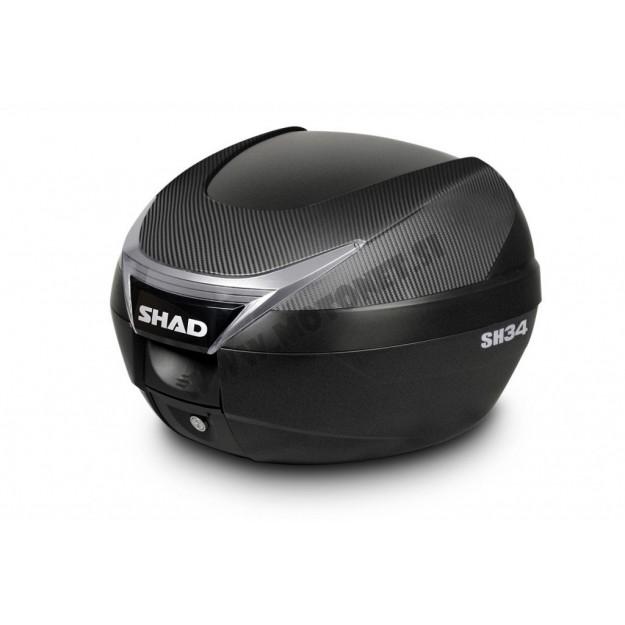 Kovček SHAD SH34 karbon