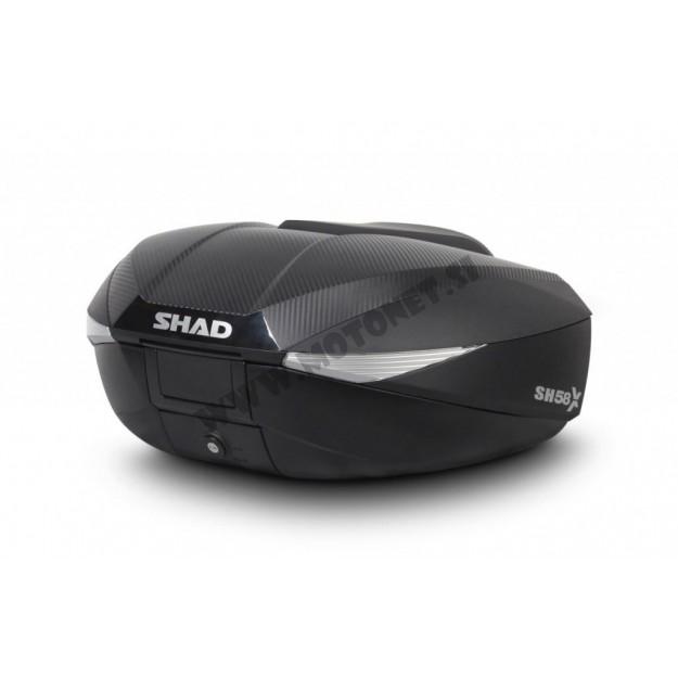 Kovček SHAD SH58X Karbon